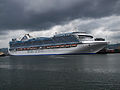 Crown Princess Belfast Stormont Wharf.jpg