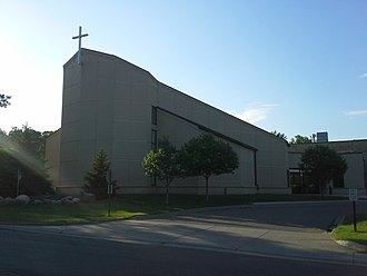 West St. Paul, Minnesota - Crown of Life Lutheran Church