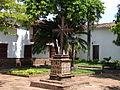 Cruz parque santa barbara,Santa Fe de Antioquia (antioquia). Colombia.JPG