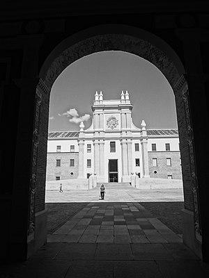 Cuartel del Conde-Duque - Image: Cuartel del Conde Duque