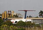 Cubana Ilyushin Il-62 scrapped (3202824849).jpg