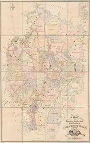 Cumberland County 1840