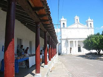 2000 World Monuments Watch - Suchitoto is widely known throughout El Salvador for its church and for its cobblestone roads.