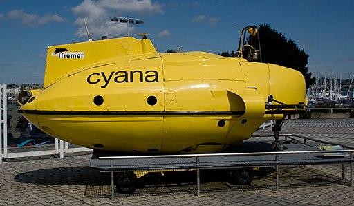 Cyana - Ifremer - 1