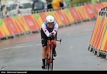 Cycling at the 2016 Summer Olympics – Women's road time trial - Canuel.jpg