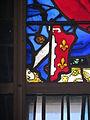 Détail vitrail église Sainte-Jeanne-d'Arc Rouen 10.JPG