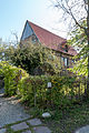 Dülmen, Dernekamp, Fachwerkspeicher -- 2015 -- 5731.jpg