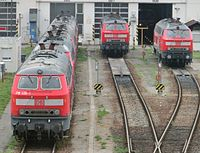 DB AG Baureihe 218 in Mühldorf (1).jpg