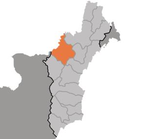 Musan County County in North Hamgyong Province, North Korea