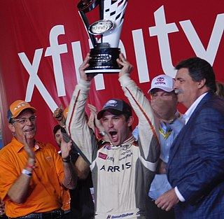2016 NASCAR Xfinity Series 35th season of second-tier NASCAR Xfinity Series