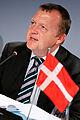 Danmarks statsminister Lars Loekke Rasmussen pa Nordiska radets session i Reykjavik 2010 (5).jpg