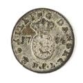 Dansk tvåskilling, 1784 - Skoklosters slott - 109431.tif