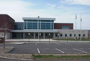 Danville Area School District - Part of the Danville Primary School building