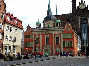 Danzig - Die Königliche Kapelle - Kaplica Królewska - panoramio
