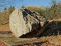 Darsūniškis, akmuo prie kelio.JPG