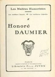Honoré Daumier: Daumier - Les Maîtres humoristes