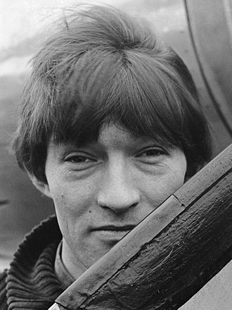 Dave Berry (musician) - A partially obscured Dave Berry (1966)