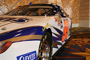 David Reutimann - 2007 Busch Series car