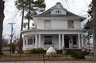 Davis House (Clarksville, Arkansas)