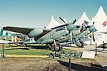 De Havilland Mosquito RS712 at 1990 Oshkosh Air Show Flickr 337118948.jpg