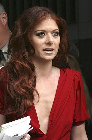 Debra Messing -  Messing at the Tribeca Film Festival 2009 premiere of Whatever Works