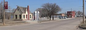 Deerfield KS Texaco station from SW 1 long.JPG
