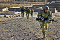 Defense.gov News Photo 101221-A-1782C-152 - U.S. and Afghan troops work to gain high ground before moving into a hostile village on day three of a six-day dismounted operation in Logar.jpg