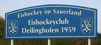 Iserlohn Roosters - Image: Deilinghofen ECD3 Asio