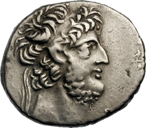 Demetrius III Eucaerus - Image: Demetrius III