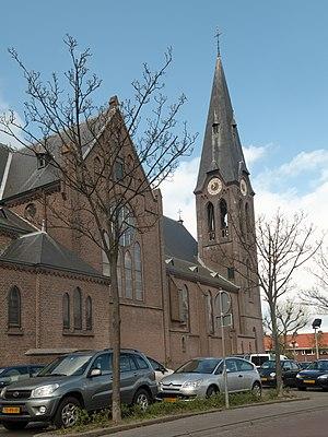 Den Hoorn, South Holland - Image: Den Hoorn, de Sint Antonius en Corneliuskerk GM1842 134 foto 7 2014 04 14 11.06