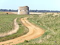 Derelict Martello Tower Bawdsey Beach (2).jpg