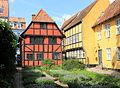 Det Gamle Borgerhus - Old Cityhouse - Helligkorsgade 18 Kolding Denmark 003.JPG