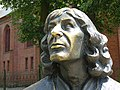 Detail of Sculpture of Nicolaus Copernicus - Olsztyn - Warmia & Masuria - Poland (27986170166).jpg
