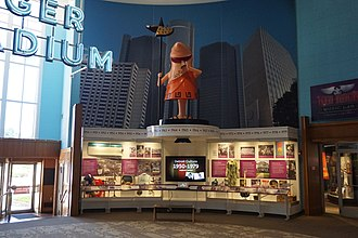 Detroit Historical Museum - Allesee Gallery of Culture