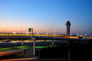 Detroit Metropolitan Airport Airport near Detroit, Michigan, United States