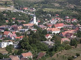 Devín - Image: Devin village