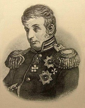 François Sainte de Wollant - François-Paul Sainte de Wollant