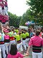 Diada castellera festes de primavera 2014 a Sant Feliu de Llobregat P1480248.jpg