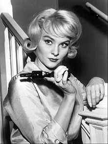 Description de l'image Diane McBain.JPG.