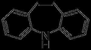 Tricyclic - Dibenzazepine