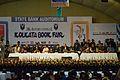 Dignitaries - Inaugural Function - 38th International Kolkata Book Fair - Milan Mela Complex - Kolkata 2014-01-28 7899.JPG