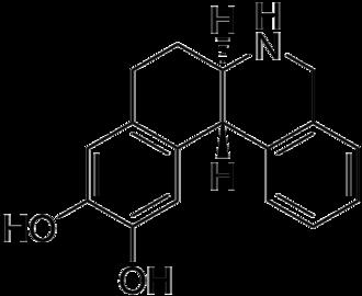 Dihydrexidine - Image: Dihydrexidine structure