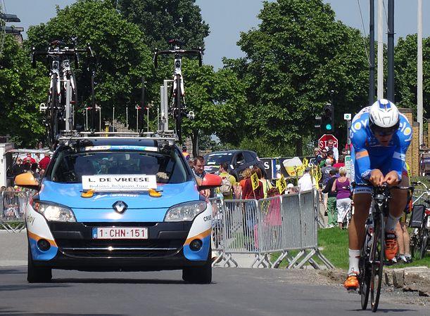 Diksmuide - Ronde van België, etappe 3, individuele tijdrit, 30 mei 2014 (B085).JPG
