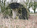 Dilapidated Nissen hut at Scole, Norfolk, England - geograph.org.uk - 1769906.jpg