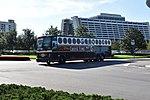 Disney's Magical Express Bus Outside Disney's Contemporary Resort.jpg