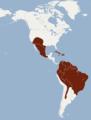 Distribution of Nyctinomops macrotis.png