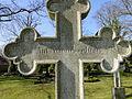 Dobbertin Klosterfriedhof Grabstein Sophie von Both Reihe 2 Platz 4 2012-03-23 322.JPG