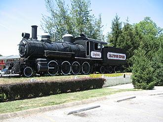 Dollywood Express - Image: Dolly Wood Express 3