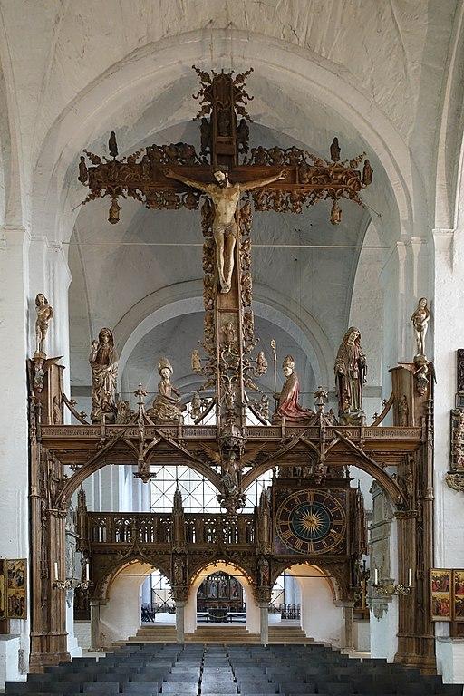Dom (Lübeck) Triumphkreuz