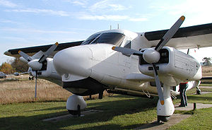 Dornier Do 28 - Dornier Do 28 D-2/OU pollution patrol aircraft